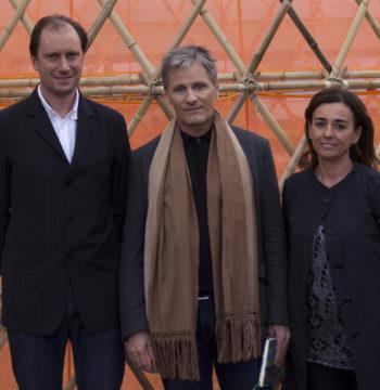 Arturo Vittori | Viggo Mortensen | Stefania Lallai