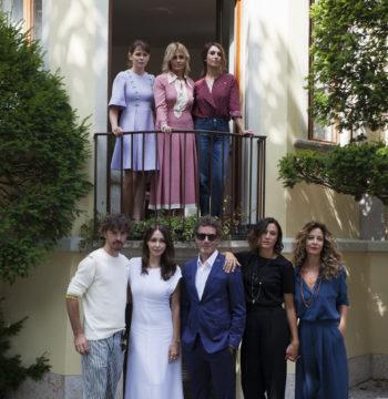 Cast Diva! Barbara Bobulova | Isabella Ferrari | Silvia D'Amico | M Riondino | A. Caprioli | F. Patierno | A. Foglietta | C. Natoli