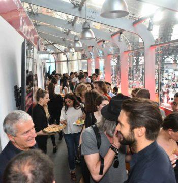 Lounge Italo Milano