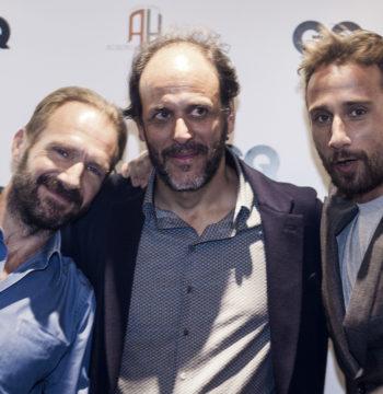 Ralph Fiennes | Luca Guadagnino | Matthias Schoenaerts