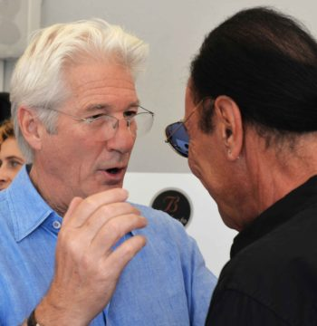 Richard Gere Antonello Venditti