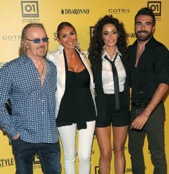 Umberto Tozzi | Monica Michielotto | Raffaella Fico | Gianluca Tozzi
